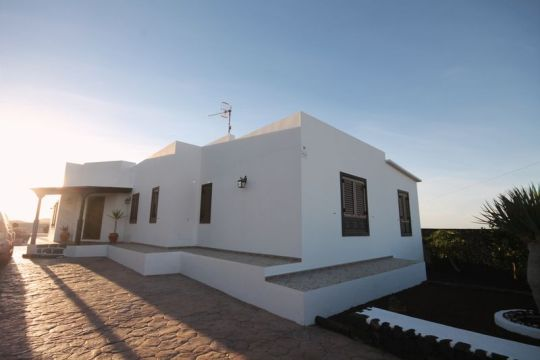 Four Bedroom Detached Villa Rustic Style