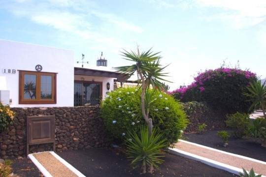 Two Bedroom Villa in Playa Blanca