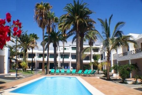 Frontline One Bedroom Apartment in Puerto del Carmen