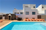 Five Bedroom House in Playa Blanca