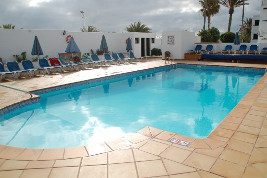 Front Line Two Bedroom Apartment in Puerto del Carmen For Sale