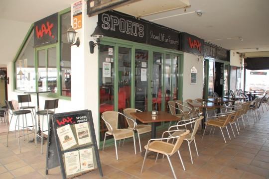 Bar for Traspaso